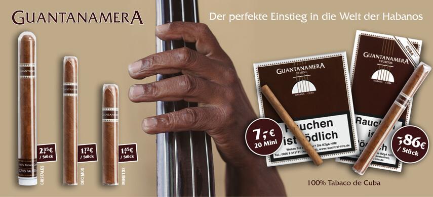 Guantanamera Zigarren