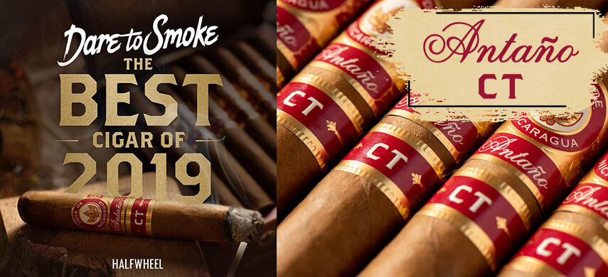 Joya de Nicaragua Antaño CT Zigarren