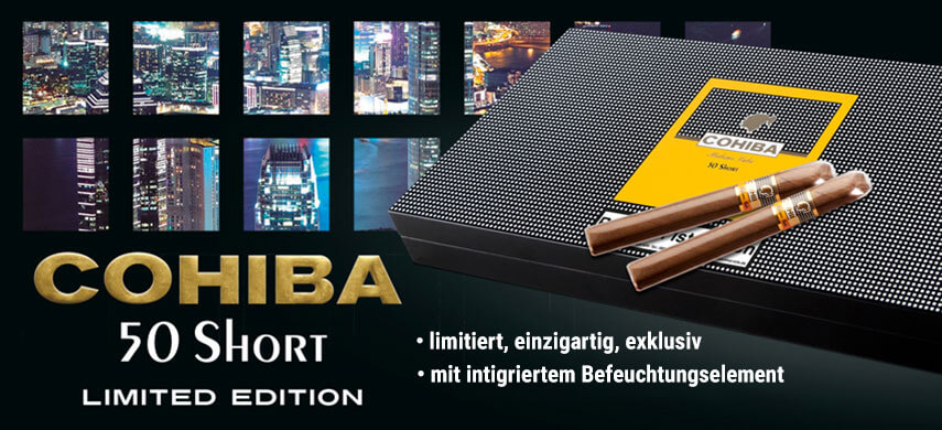 Cohiba Short Limited Edition 2018