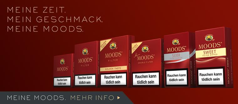Deutschlands beliebtestes Zigarillo: Dannemann Moods