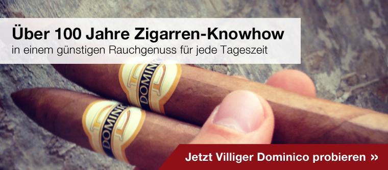 Villiger Dominigo - Gute günstige Zigarren