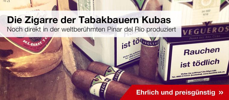 Vegueros Zigarren