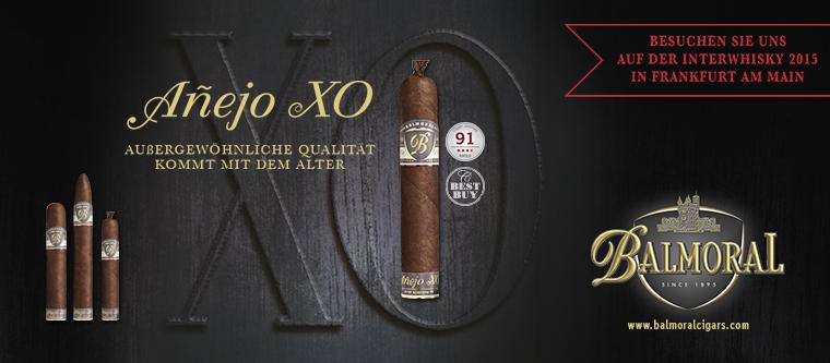 Die neue Balmoral Anejo XO - jetzt kaufen