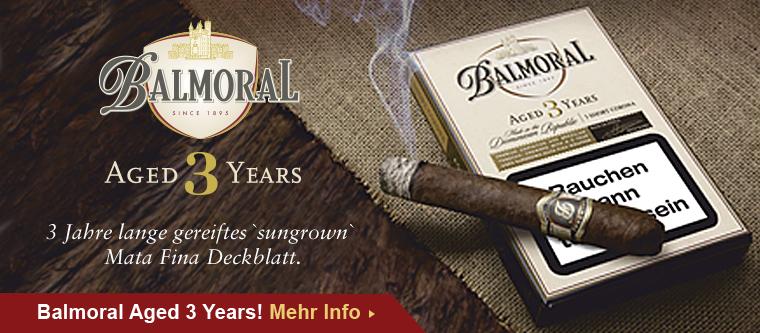 Die neue Balmoral Aged 3 Years auf Noblego.de!