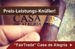Casa de Alegria Zigarren aus Nicaragua