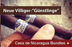 Günstige Zigarren von Casa de Nicaragua