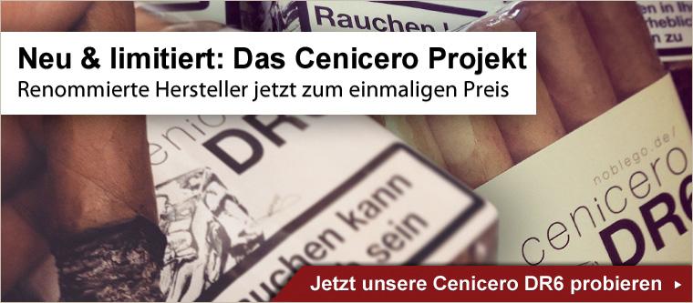 Das Cenicero Projekt: Erstklassige Zigarren zum kleinen Preis!