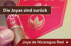 Gaumenschmaus: Die neuen Joya Red!