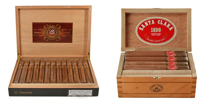 Zigarren aus Mexiko